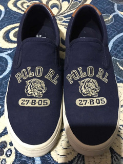 Tenis Slip On Polo Ralph Lauren