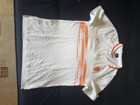 Camisa Polo Viagem Holanda 2014,tamanho G,s/uso,de Coleção.
