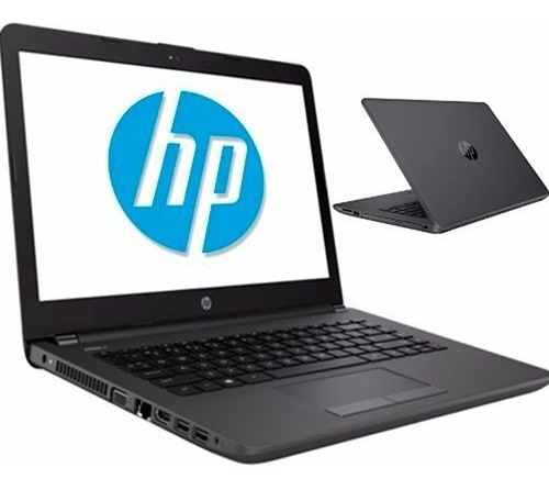 Notebook Hp 240 G6 I5-7200u 8gb Ddr4 500gb Win 10 Pro