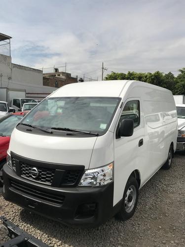 Nissan Urvan 2.5 Panel Amplia Mt 2014