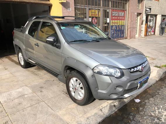 Fiat Strada Adventure Locker 1.6l 2016