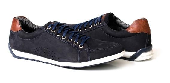 Sapatênis Masculino Couro Legitimo Estiloso 2017 Tchwm Shoes