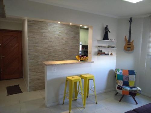 Imagem 1 de 14 de Apartamento Com 2 Dormitórios À Venda, 52 M² Por R$ 320.000,00 - Vila Santa Catarina - São Paulo/sp - Ap15445