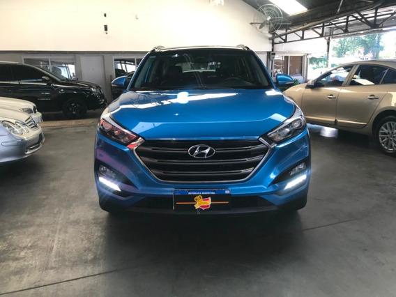 Hyundai Tucson 2.0 Gls Premiun 4x4 2016 Service Oficiales!