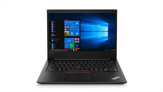 Notebook Lenovo E480 I5 8250u 8gb 500gb 14 Hd Led Win 10 Pro