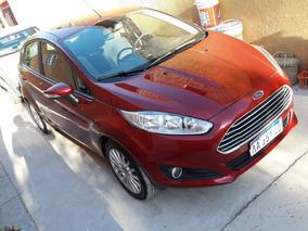 Ford Fiesta Kinetic Design 1.6 Se Plus 120cv 2016
