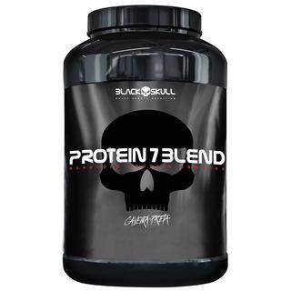 Protein 7 Blend Black Skull
