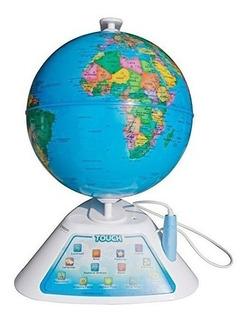Oregon Scientific Inteligentes Globe Descubrimiento Mundial