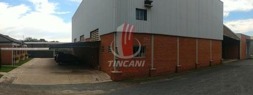 Imagem 1 de 17 de Galpão Industrial No Bairro Iporanga, 5.000 M² De Área Útil E 25.000 De Área Total - 6217