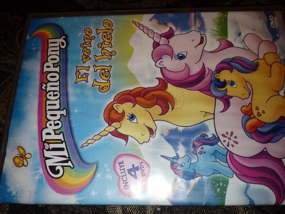Dvd Mi Pequeño Pony 80