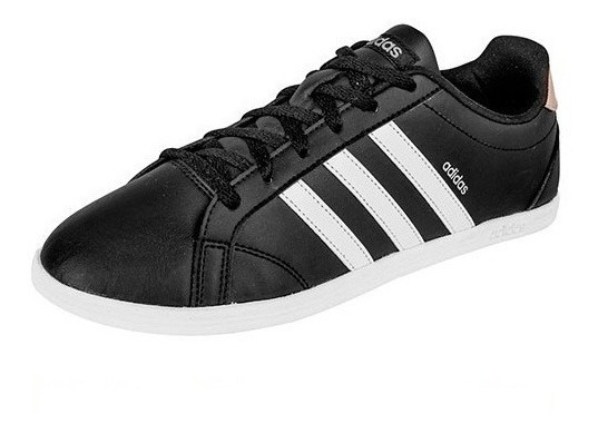 Tenis adidas Vs Coneo Qt W Negro Tallas #22 Al #26 Mujer Ppk