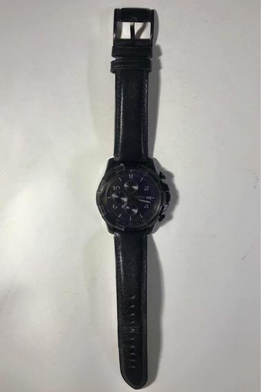 Reloj, Fossil, Negro, 10 Atm