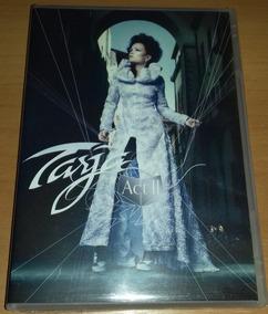 Tarja - Act Ii (dvd Duplo) Lacrado (ex Nightwish)