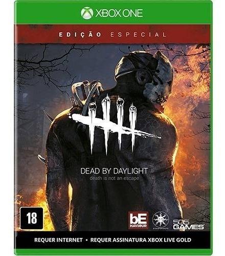 Dead By Daylight Xbox One Midia Fisica Lacrado Promoção