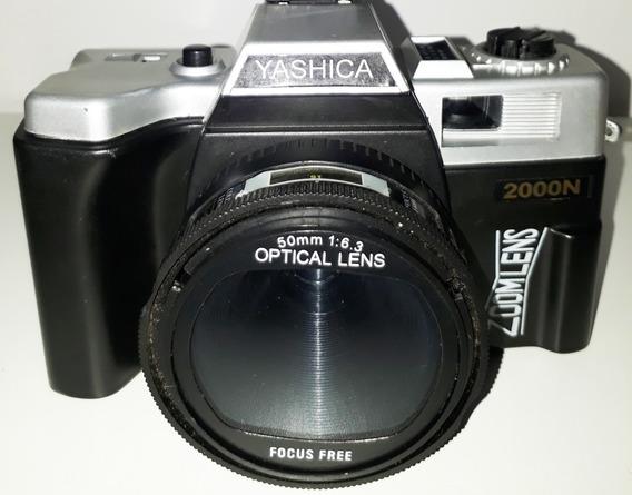 Câmera Fotográfica Yashica 2000n Analógica
