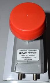 Lnb Duplo Faixa Larga ( Usado) Testado