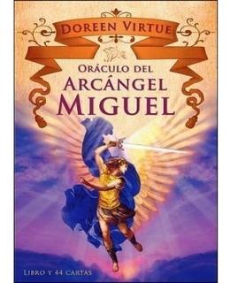 Oráculo Del Arcángel Miguel 44 Cartas + Guía - Doreen Virtue