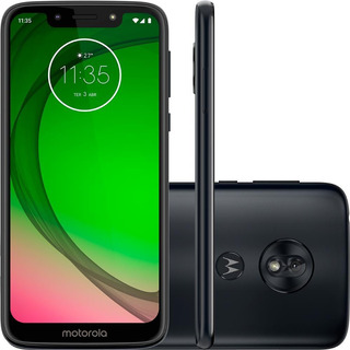 Smartphone Motorola Moto G7 Play 32gb Indigo - Xt1952-5