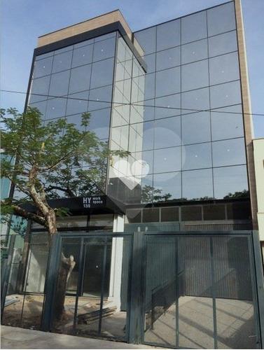 Sala Comercial Com Vaga No Menino Deus - 28-im436735