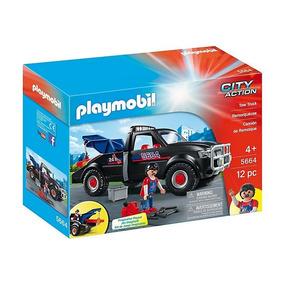 Playmobil City Action Caminhão Guincho - 5664