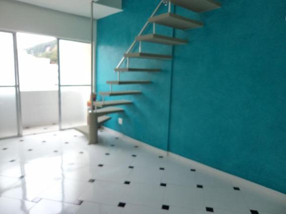 Cobertura Em José Menino, Santos/sp De 133m² 2 Quartos À Venda Por R$ 390.000,00 - Co326804