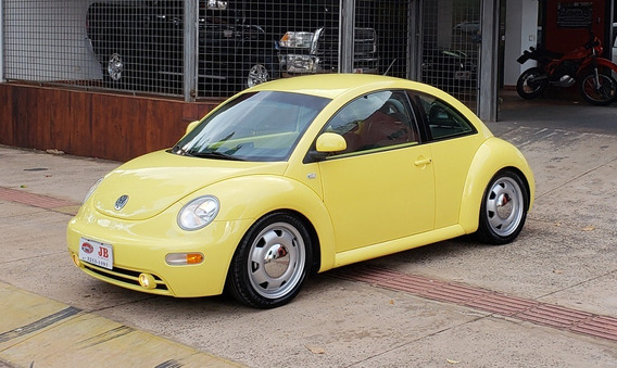 Vw New Beetle 2.0 Manual 2000 2000 Relíquia