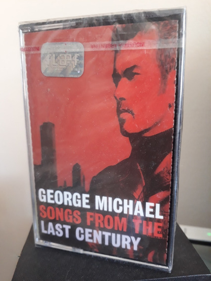 George Michael*cassette*songs From The Last Century*nuevo