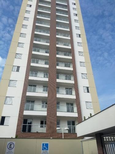 Apartamento Com 2 Dormitórios À Venda, 55 M² - Vila Baeta Neves - São Bernardo Do Campo/sp - Ap65563