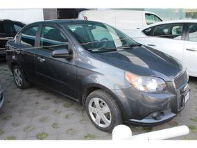 Chevrolet Aveo Ls Aa 2014 Seminuevos