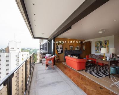 Apartamento Residencial Em São Paulo - Sp, Real Parque - Ap02698