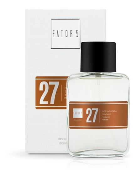 Perfume Fator 5 - Numero 27 (inspiração: L