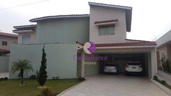 Sobrado Com 4 Dormitórios À Venda, 296 M² - Jardim Residencial Suzano - Suzano - So0395