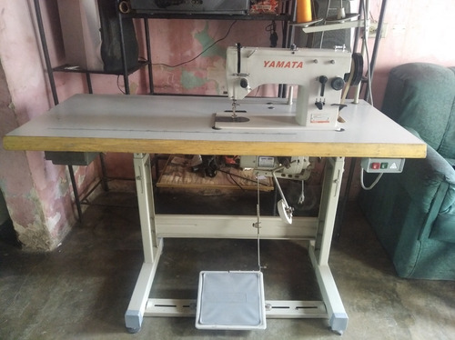 Maquina Recta Yamata Semi-industrial