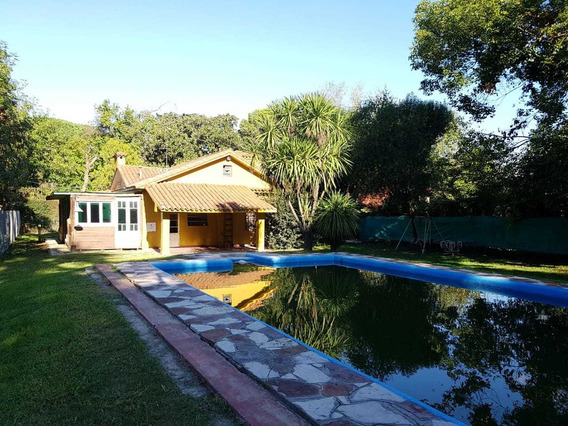 Excelente Casa Quinta A La Venta En Barrio San Ignacio