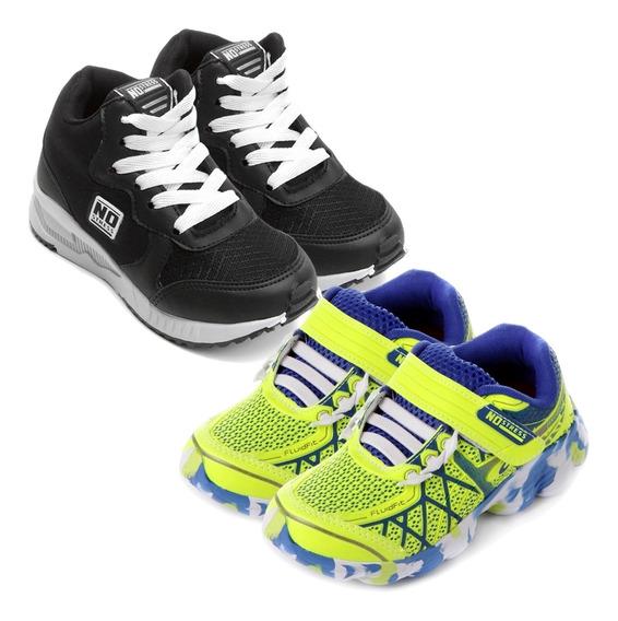 Kit C/ Têns Infantil Running No 15 E Street No 378 No Stress