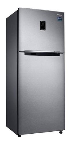 Imagen 1 de 5 de Heladera inverter no frost Samsung RT35K5532 inox con freezer 362L 220V