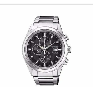 Excelente Reloj Citizen Titanium Ecodrive Zafiro