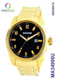 Relógio Magnum Masculino Ma34996u, C/ Garantia E Nf