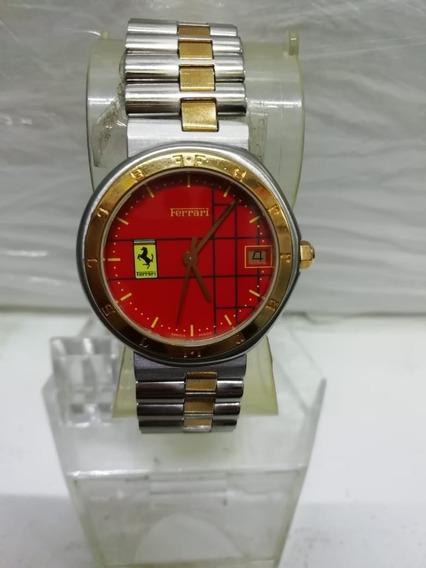 Reloj Ferrari Con Movimiento Eta Cuarzo