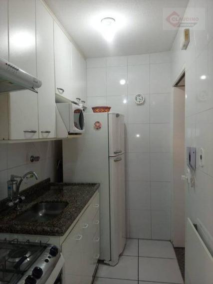 Apartamento Com 2 Dormitórios À Venda, 50 M² Por R$ 320.000 - Chácara Belenzinho - São Paulo/sp - Ap2224