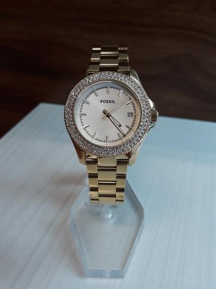 Relógio Fossil Fam4453z + Garantia De 2 Anos + Nf