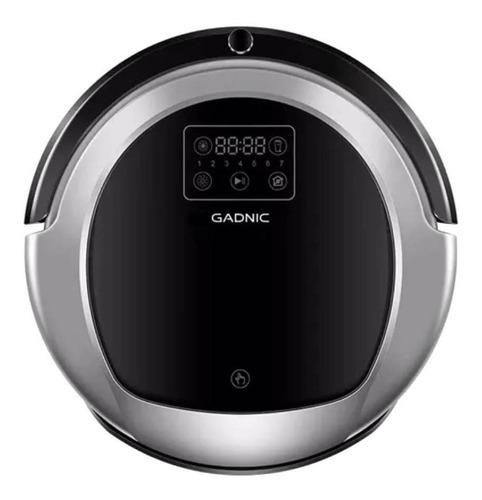 Imagen 1 de 2 de Aspiradora trapeadora robot Gadnic Clean Duo Z980 220V