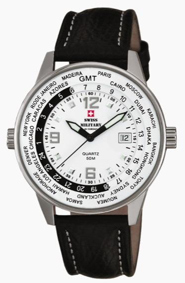Relógio Swiss Military Sm34007