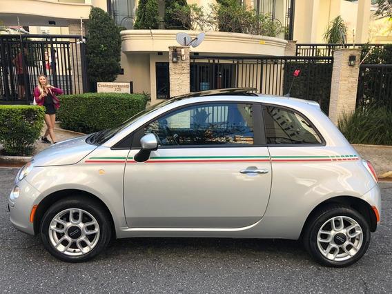 Fiat 500 2013 1.4 Cult Flex
