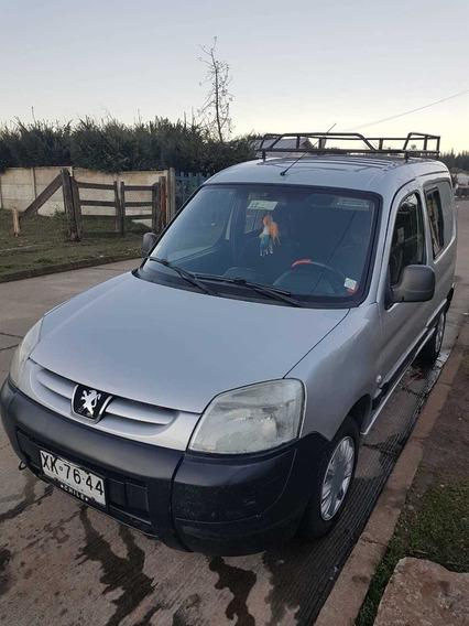 Camioneta Peugeot Partner 2006