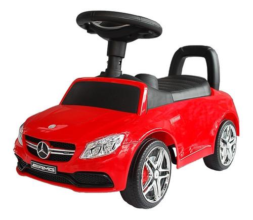 Carro Montable Para Bebes Mercedes-benz Amg Coupe Prinsel