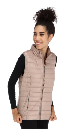 Chaleco Para Mujer Alysh Radiant T53180 Color Beige Xxg