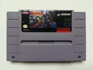 Super Castlevania 4 Snes - Rka