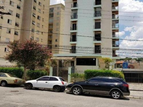 Imagem 1 de 19 de Apartamento A Venda Em Sacomã, São Paulo - V3222 - 33764227