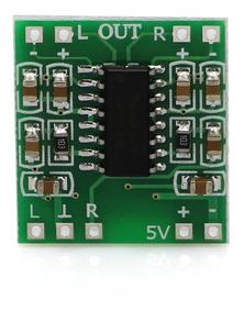 10x Pam8403 2x3w 5v Placa Do Amplificador De Classe D